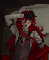 Grell Sutcliff by Horhe124