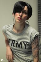An Army T is All 2 by ComicFiction