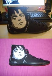 Billie Joe Shoe by Liliane542