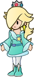 Rosalina - Space Blaster Outfit by sindel545