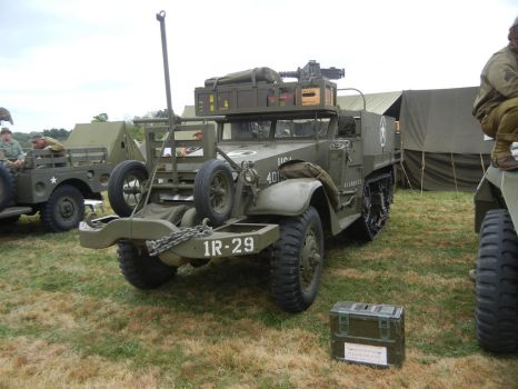American Half-Track by Stonewall211