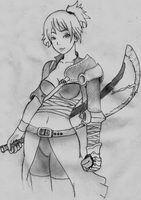 Riven, The Exile by CayleWhite