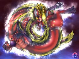 CE - Guardian dragon by Siplick