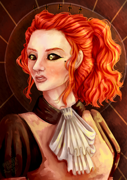 Lilith by HunterBookie