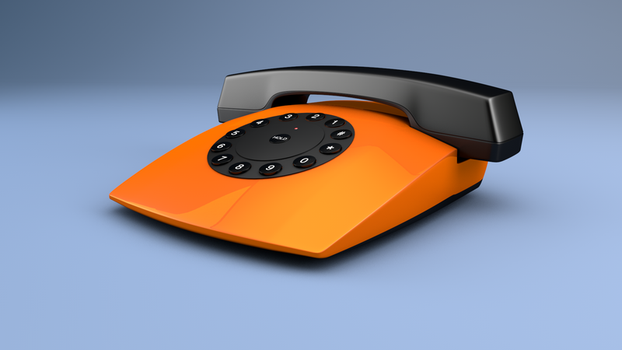 Dial Phone by saifirenet