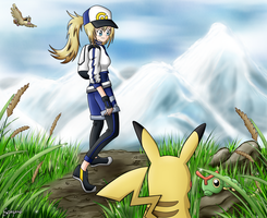 Pokemon GO Trainer by Seiryu6