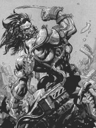 Weapon X by Chuckdee