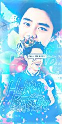 019 Do Kyung Soo Happy Birthday by MaroonQing