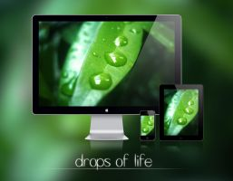 Drops of Life by BlooGuy