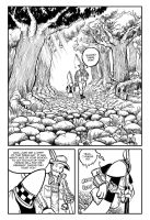 Opey the Warhead 5 Page 1 by cluedog