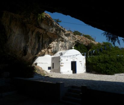 Church by the Cave by Alimba