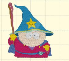 South park Embroidery file by mewkish