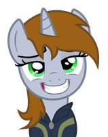 Mintal Face by Brisineo
