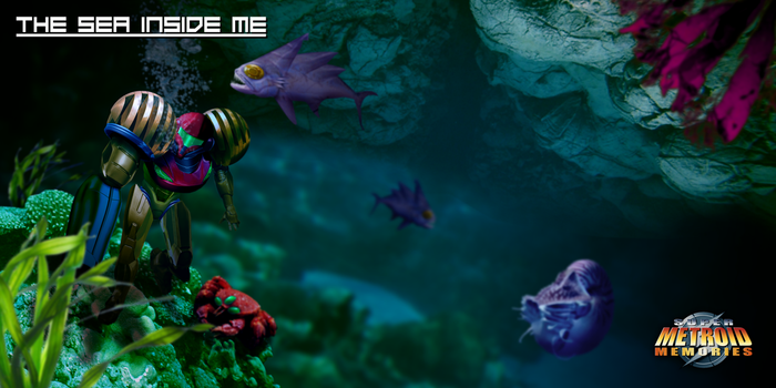 Super Metroid Memories - The Sea Inside Me by Hyde209