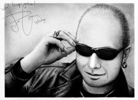 Paul van Loon    - AUTOGRAPH - by Dragonda