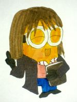 Granger Minion by InkArtWriter