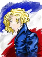 Enjolras - Marianne's Son by ColonelDespard