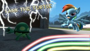 Tank the tortoise! [DL] by CobbaltCO