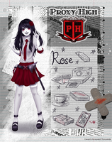 ProxyHigh ID: Rose [UPDATED] by Jasriella