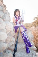 Sailor Saturn : the last Senshi by LoveSenshi