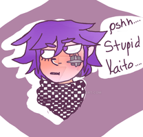 dont punch my child kaito by Random1sed