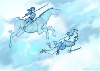Ride of the Valkyries by Vatsel