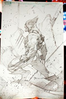 WolverineSketch by ryanbnjmn