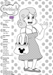 Young Dotty facts by Froodals