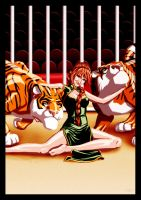 Alice's tigers by Lucius-Ferguson