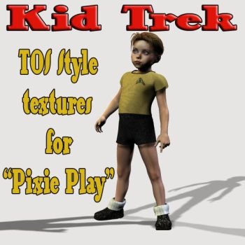 Kids Trek for Pixie Play by mylochka