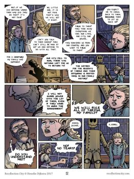 Page 12 - The wrong question by HenrikeDijkstra