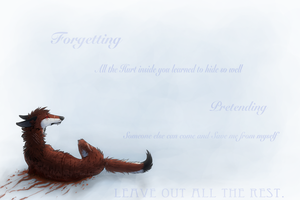 Leave Out All The Rest by CrossHound213