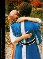 Code Geass cosplay:Farewell by Nai-najo
