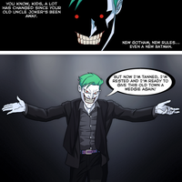 Return of the Joker by shamserg