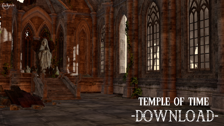 Temple of Time [MMD] DL by JuleHyrule