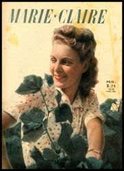 MARIE-CLAIRE - 1941 by SUDOR