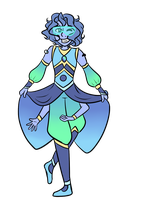 Jelly Opal (TheZodiacLord) by SwimmingWolf132