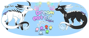 Dream Eater Design Auction -CLOSED- by H0wlelujah