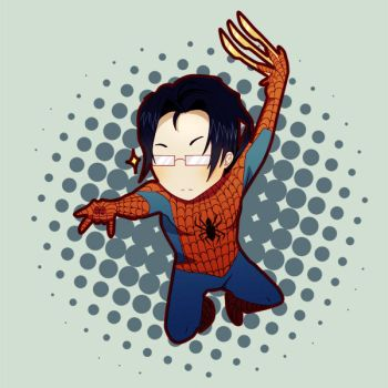 Spider Claude by ChocoHal