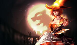 Bewitching Nidalee by Luxial