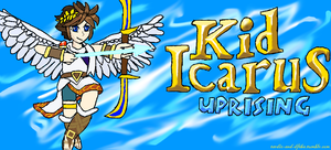 Kid Icarus wallpaper edited by CarcinoNerdist