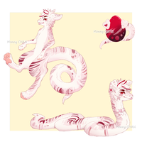 Snakes Furry [CLOSED] by monnychanArt