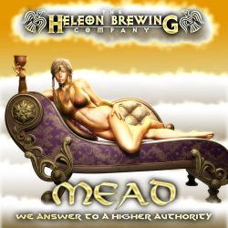 Mead Label by darthhell