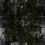 Grey Stone Bricks with Moss by Hoover1979