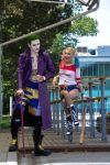 Harley Quinn and Joker (Suicide Squad) cosplay by MartyCos-Art