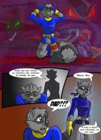 Sly Cooper: Thief of Virtue Page 165 by ConnorDavidson