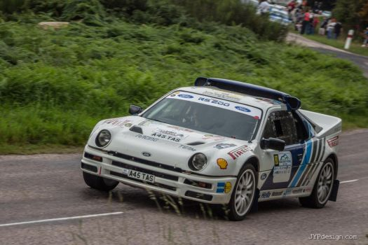Ford RS 200 by jypdesign