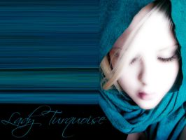 Lady Turquoise by nerval