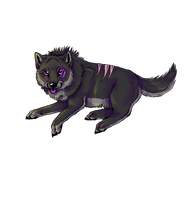 Catch Me If You Can-Luna Chibi by wolffoxin