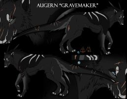 Augern 'Gravemaker' by Cloudymayday